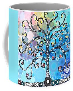 Whimsical Tree Coffee Mug