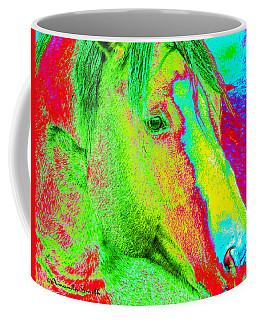 Up Close And Electrified Coffee Mug