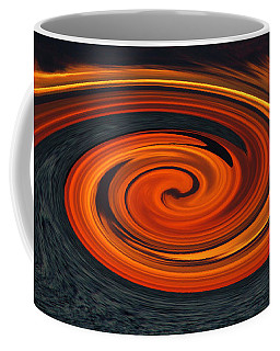 Coffee Mug featuring the photograph Whirlpool by Aimee L Maher Photography and Art Visit ALMGallerydotcom