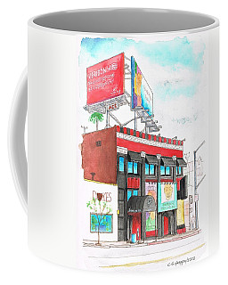 Whisky-a-go-go In West Hollywood - California Coffee Mug