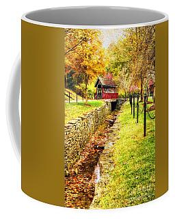 Whisky Creek Coffee Mug by Darren Fisher