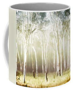 Coffee Mug featuring the photograph Whisper The Trees by Holly Kempe