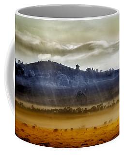 Whisps Of Velvet Rains... Coffee Mug