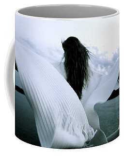 White Angel Coffee Mug