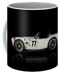 White Cobra Coffee Mug
