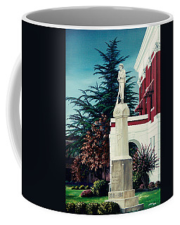 White County Courthouse - Civil War Memorial Coffee Mug