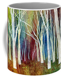 White Forest I Coffee Mug