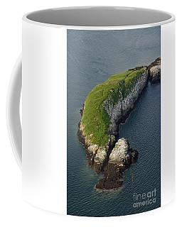 White Horse Island Coffee Mug