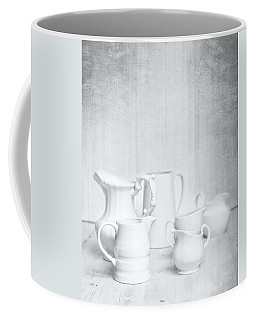 White Jugs Coffee Mug