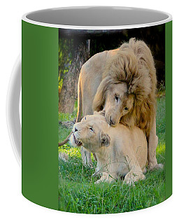 How About A Nibble My Love Coffee Mug