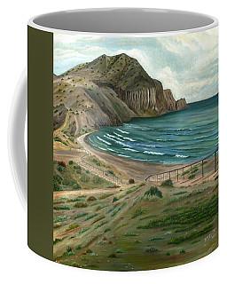 White Rock's Beach Coffee Mug