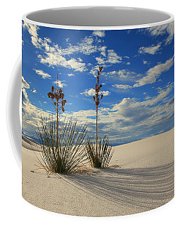 White Sands Afternoon 2 Coffee Mug