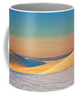 White Sands Sunset Coffee Mug