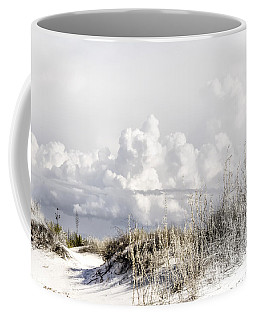 White Sands Winter Coffee Mug