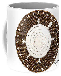 White Shell Coffee Mug