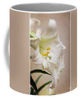White Softness Coffee Mug