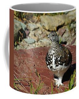 White-tailed Ptarmigan Coffee Mug
