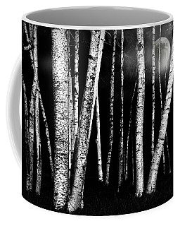 White Walls Coffee Mug by Diana Angstadt