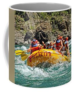 White Water Fun Coffee Mug
