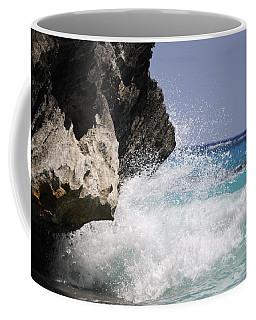 White Water Paradise Coffee Mug