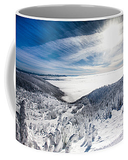 Whitefish Inversion Coffee Mug
