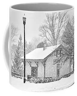 Whitehouse Train Station Coffee Mug