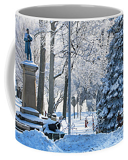 Whitehouse Village Park  7360 Coffee Mug