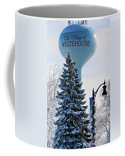 Whitehouse Water Tower  7361 Coffee Mug