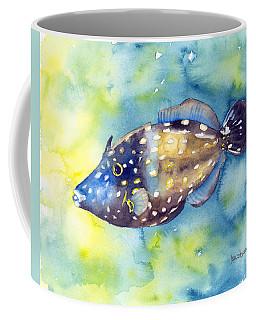 Whitespot Filefish Coffee Mug