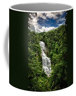Whitewater Falls Coffee Mug by John Haldane