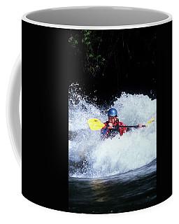 Whitewater Kayak Rodeo, British Coffee Mug