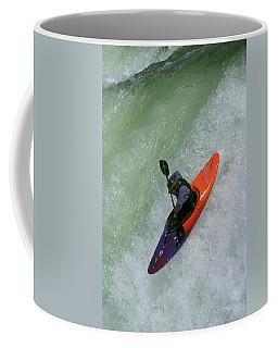 Whitewater Kayaking Coffee Mug