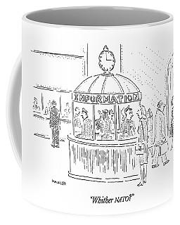 Whither Nato? Coffee Mug