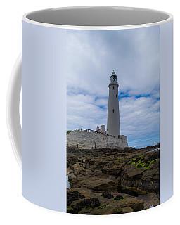 Whitley Bay St Mary's Lighthouse Coffee Mug