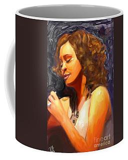 Whitney Gone Too Soon Coffee Mug