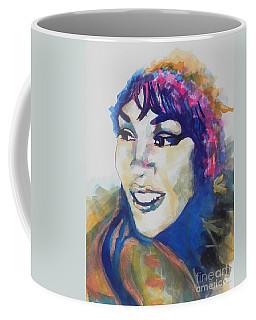 Whitney Houston Coffee Mug
