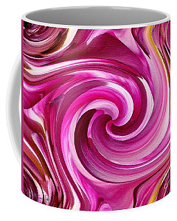 Who Dun It Twirls Coffee Mug