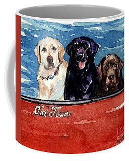 Whole Crew Coffee Mug