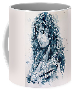 Whole Lotta Love Jimmy Page Coffee Mug