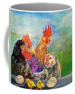 Whose Egg Isthat Coffee Mug
