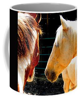 Whose Here Coffee Mug