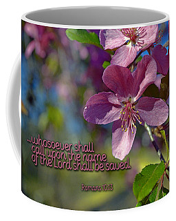 Whosoever Coffee Mug by Larry Bishop