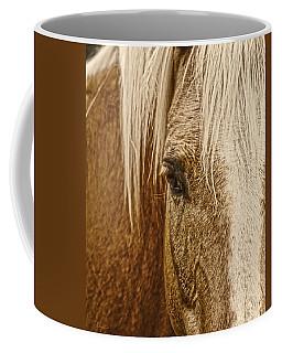 Wickenburg's Palomino Gold Coffee Mug