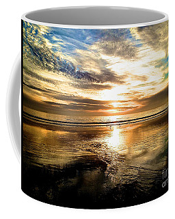 Wide Open Coffee Mug by Margie Amberge