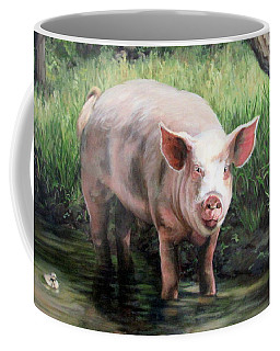 Wilbur In His Woods Coffee Mug