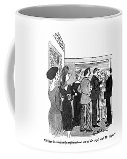 Wilbur Is Consistently Unpleasant - A Sort Of Dr Coffee Mug