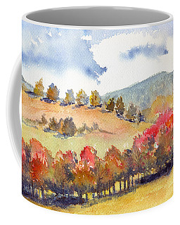 Coffee Mug featuring the painting Wild And Wonderful by Katherine Miller