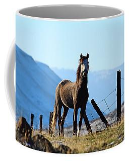 Wild Beauty Coffee Mug by Lynn Hopwood