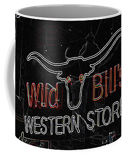 Wild Bill's Coffee Mug