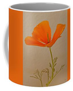 Wild California Poppy No 1 Coffee Mug
